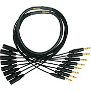Mogami Gold 8 Channel TRS-XLR Male Snake Cable