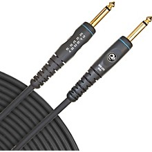 """D'Addario Planet Waves Gold-Plated 1/4"""" Straight Instrument Cable"""