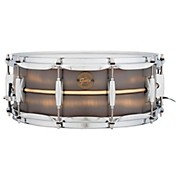 Gretsch Drums Gold Series Brushed Brass Snare Drum