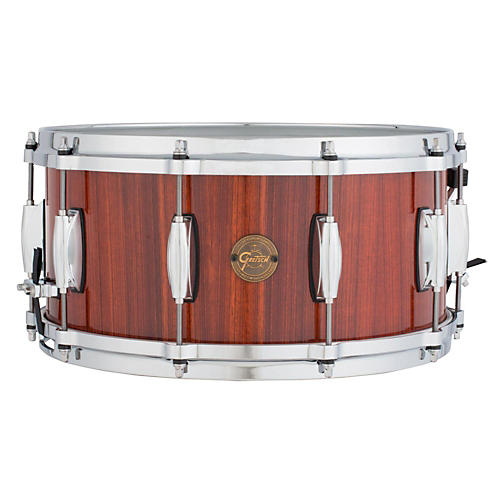 Gretsch Drums Gold Series Rosewood Snare Drum-thumbnail