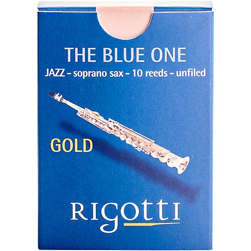 Rigotti Gold Soprano Saxophone Reeds