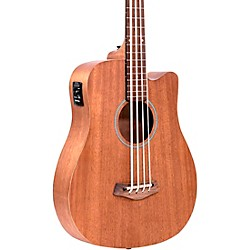 "Gold Tone 25"" Scale Acoustic-Electric MicroBass (I-M-Bass25)"
