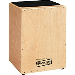 Gon Bops Spanish Flamenco Cajon with Wires (CJFL)