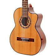 Paracho Elite Guitars Gonzales 6 String Requinto