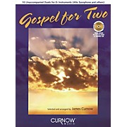 Curnow Music Gospel for Two (C Instruments) Curnow Play-Along Book Series