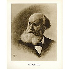 Music Sales Gounod (Lupas Large Portrait Poster) Music Sales America Series