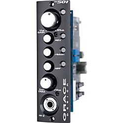 Grace Design m501 500 Series Microphone Preamp (AM501)