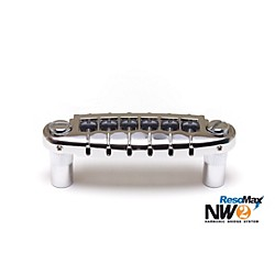 Graph Tech ResoMax NW2 Wraparound Bridge with String Saver Saddles (PS-8593-C0)