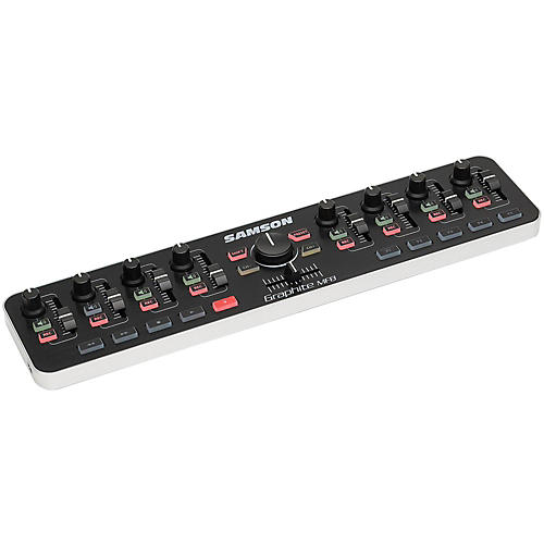 Samson Graphite MF8 - Mini USB Control Surface-thumbnail