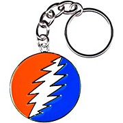C&D Visionary Grateful Dead - SYF Bolt Metal Keychain