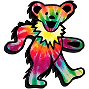 Hal Leonard Grateful Dead (Bear Logo) - Chunky Magnet