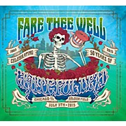 WEA Grateful Dead Fare Thee Well 2DVD