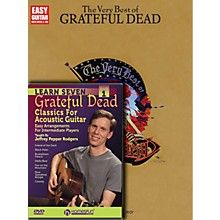 Homespun Grateful Dead Guitar Pack Homespun Tapes Series Softcover with DVD Performed by Grateful Dead
