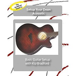 Great Nutshell Productions The Unauthorized Guide to Setup Your Dean Acoustic Guitar (DVD) (SY13DEAA)