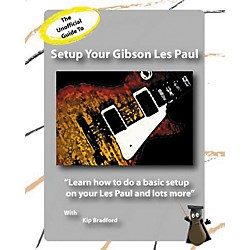 Great Nutshell Productions The Unauthorized Guide to Setup Your Les Paul (DVD) (SY03LESE)