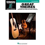 Hal Leonard Great Themes - Essential Elements Guitar Ensembles Songbook