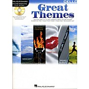 Cherry Lane Great Themes - Instrumental Play-Along Book/CD