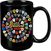 Taboo Greatest Picks Black Mug 15 oz