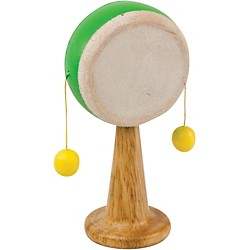 Green Tones Spinning Drum (3722)