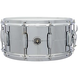 Gretsch Drums Brooklyn Series Steel Snare Drum (GB4164S)