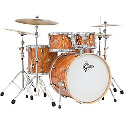 "Gretsch Drums Catalina Ash 5-Piece Shell Pack with 22"" Bass Drum (CA1-E825-BZP Kit)"