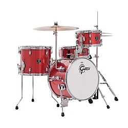 Gretsch Drums Catalina Club 4-Piece Street Shell Pack (CC-S264X-TRS-KIT)
