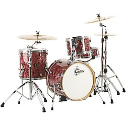Gretsch Drums Catalina Club 4-piece Jazz Shell Pack (CC-J484-RSPK KIT)