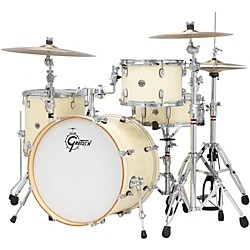"Gretsch Drums Catalina Club Classic 4-Piece Shell Pack with 20"" Bass Drum (CT1-J404-WC Kit)"