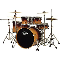 Gretsch Drums Catalina Maple 5-piece Shell Pack with Free 16 inch Floor Tom (MC-E825PT-MOF)