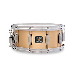Gretsch Drums Gold Series Bell Brass Snare Drum (S1-6514BB-BR)