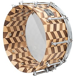Gretsch Drums Gold Series Zig Zag Snare Drum (S1-6514SSZZMW)
