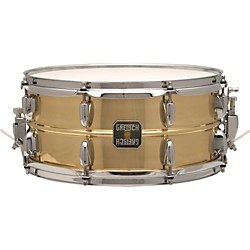 Gretsch Drums Legend Brass Snare Drum (S-6514GL-PBR)