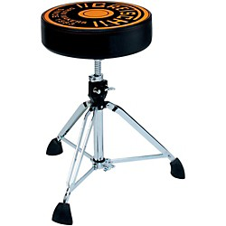 Gretsch Drums Pro Throne with Gretsch Round Badge Logo Seat Top (GR9608)