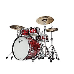 Gretsch Drums USA Brooklyn Series 4-Piece Shell Pack (GB-E8246-RO-KIT)