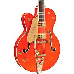Gretsch Guitars G6120LH Left-Handed Chet Atkins Hollowbody Electric Guitar (2401220822)