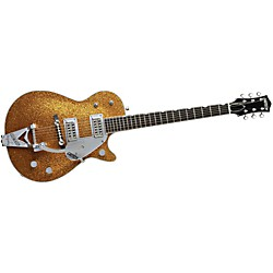 Gretsch Guitars G6129TAU Sparkle Jet with Bigsby Electric Guitar (240 0405 814)