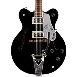 Gretsch Guitars G6137TCB Black Panther Center Block* (2400600806)