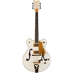 Gretsch Guitars G6139T-CBDC White Falcon Center Block Double Cutaway with Bigsby Tremolo (2400800805)