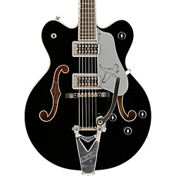 Gretsch Guitars G6139T-CBDCSL Silver Falcon Center Block Double Cutaway w/ Bigsby Tremolo (2400800806)