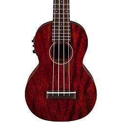 Gretsch Guitars G9110-L Concert Long-Neck Acoustic-Electric Ukulele with Gig Bag (2730031321)