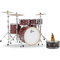 "Gretsch Marquee 4-Piece Shell Pack with free 8"" Tom and Taylor Hawkins Snare Drum and Cowbell (GM-E824P-SDC-TH)"