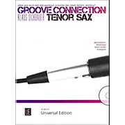 Carl Fischer Groove Connection Score and CD - Tenor Sax