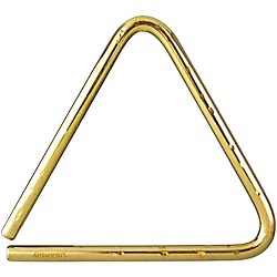 Grover Pro Bronze Hammered Lite Symphonic Triangle (TR-BHL-8)