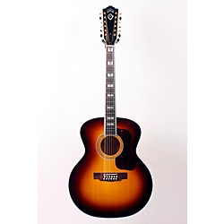 Guild F-412 Jumbo 12-String Acoustic Guitar (USED005001 3852500837)