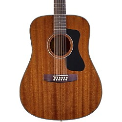 Guild GAD Series D-125-12 12-String Dreadnought Acoustic Guitar (3810120821)