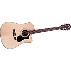 Guild GAD Series D-140CE Dreadnought Acoustic-Electric Guitar (3810415821)