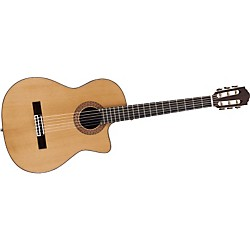 Guild GAD Series GN-5 Nylon-String Acoustic-Electric Guitar (3810915821)