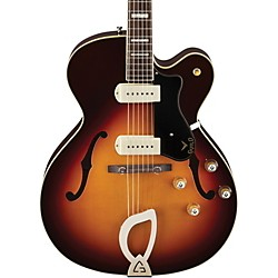 Guild X-175 Manhattan Hollowbody Archtop Electric Guitar (3795000837)