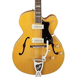 Guild X-175B Manhattan Hollowbody Archtop Electric Guitar with Bigsby (3795005801)