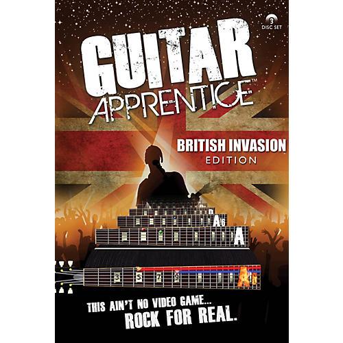 Hal Leonard Guitar Apprentice British Invasion (DVD)